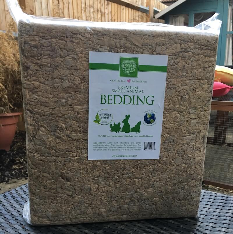 natural paper bedding for guinea pigs